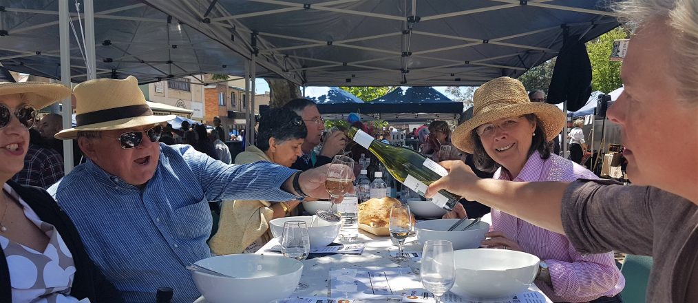 De Beaurepaire Wines at Rylstone Street Feast 2016