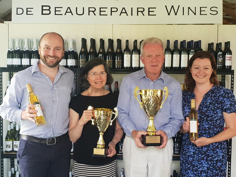 de Beaurepaire family Australian Wine of the Year 2018