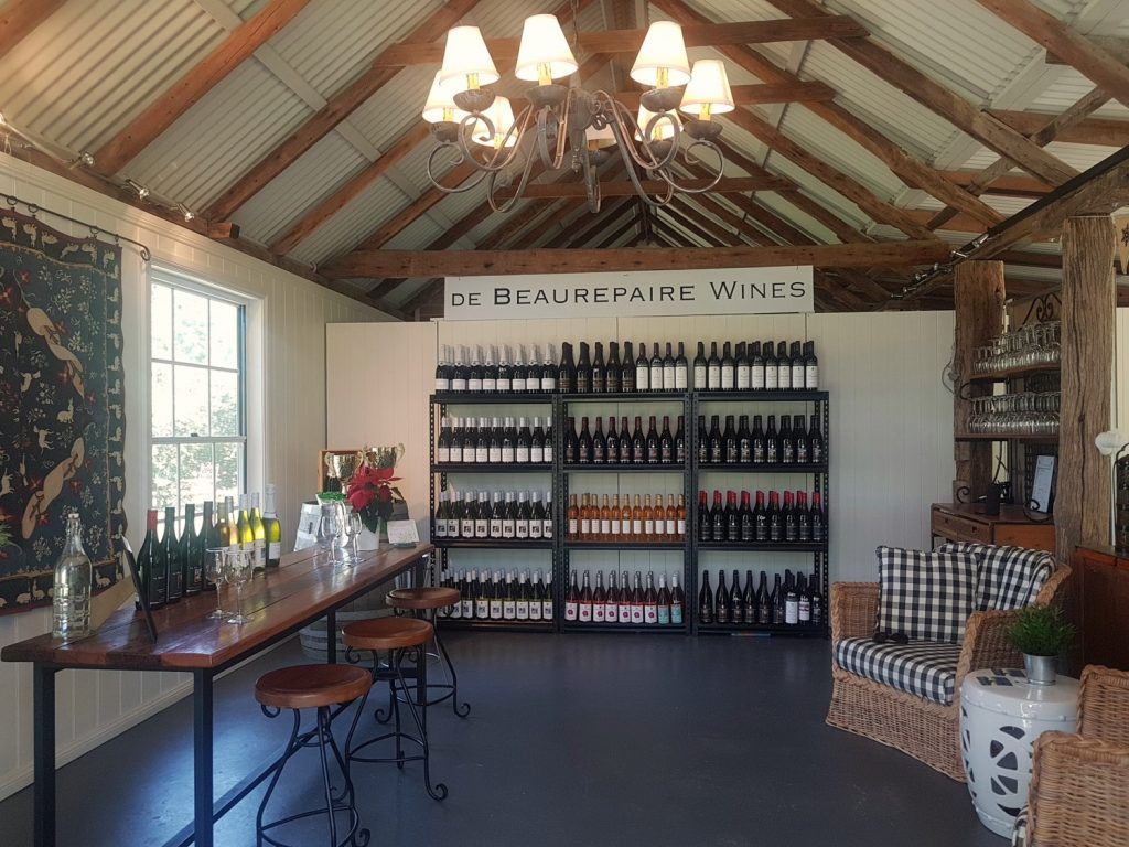 De Beaurepaire Wines Cellar Door