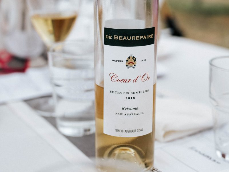 De Beaurepaire Wines Coeur d'Or 2018